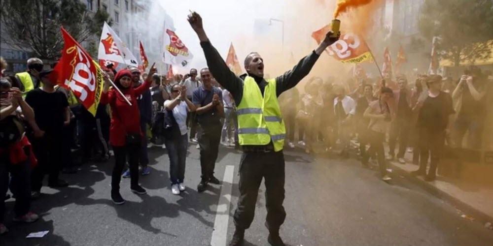 El Gobierno francés recurre otra vez al decreto para aprobar definitivamente la reforma laboral