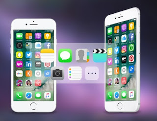 Share any media through airdrop on iPhone