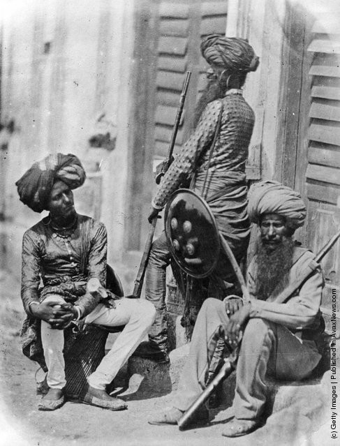 Amazing Vintage Photos Of The Life In India 19th Century Everyday