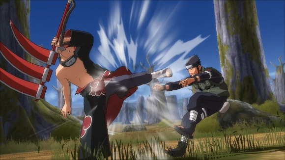 is a tour de force of Naruto thrills and spills NARUTO SHIPPUDEN Ultimate Ninja STORM 2-CODEX