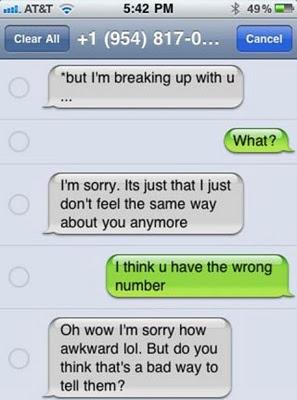 break up messages to girlfriend