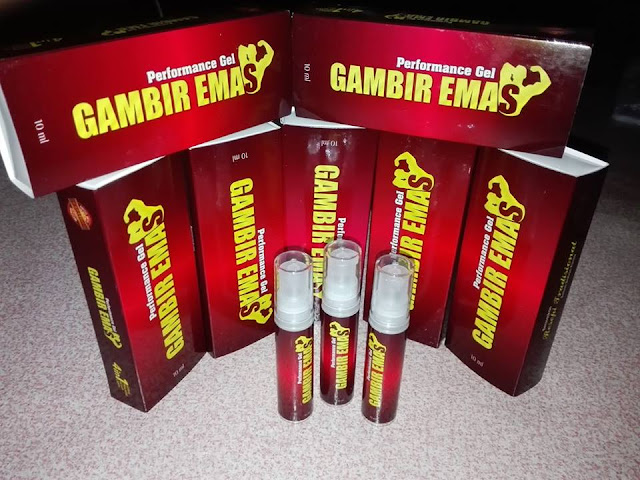 GAMBIR EMAS PERFORMANCE GEL