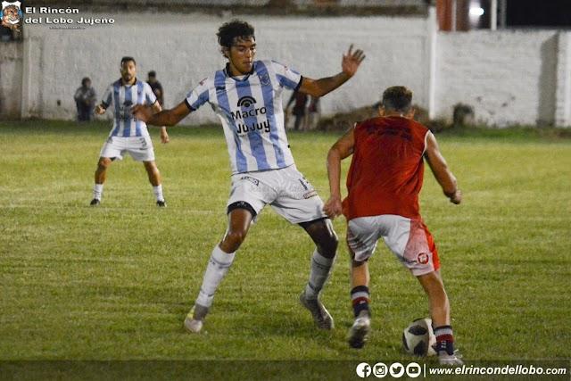 Gimnasia goleó a domicilio a Atlético San Pedro