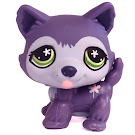 Littlest Pet Shop Large Playset Husky (#487) Pet