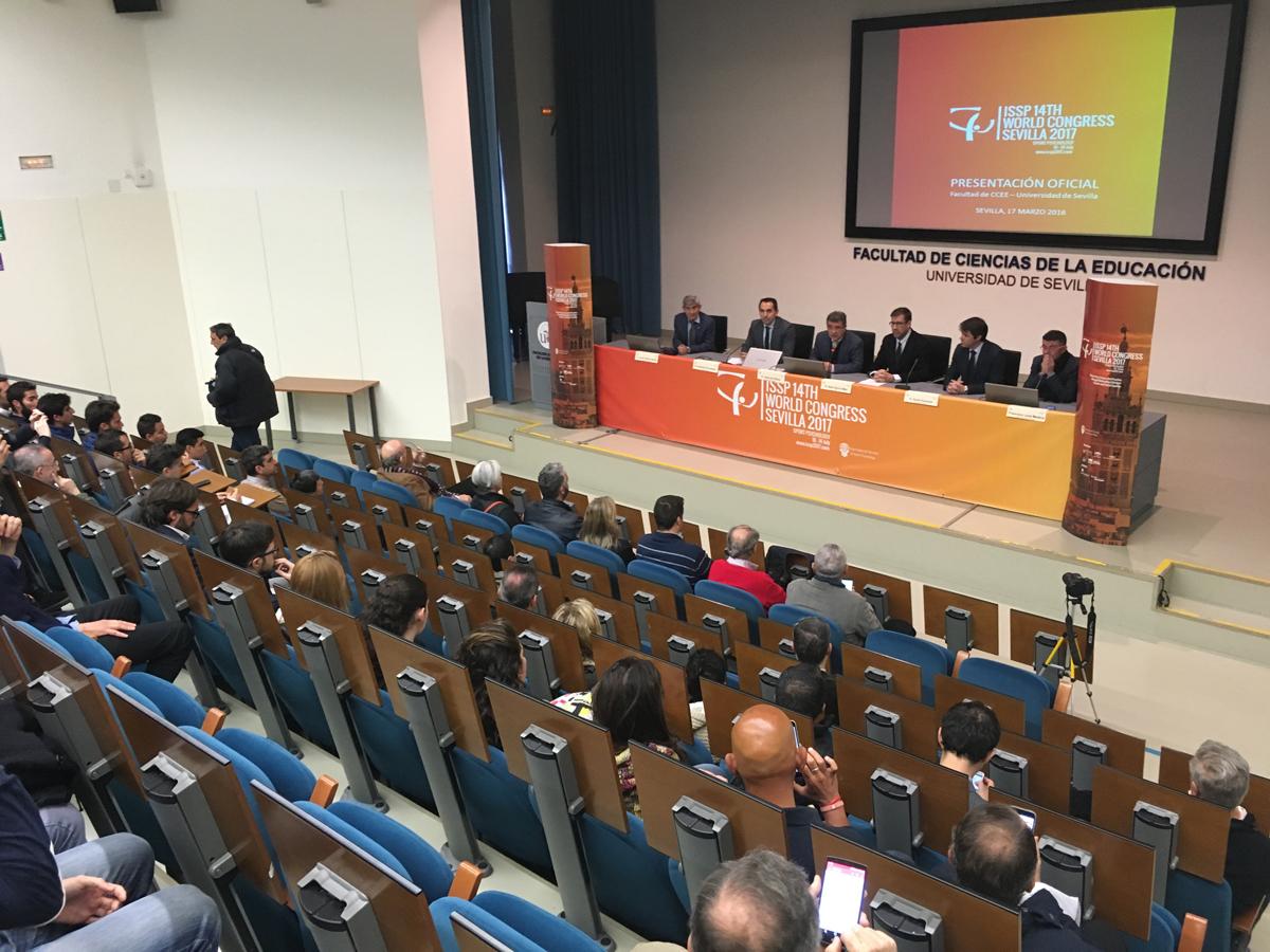 presentacion congreso mundial psicologia deporte issp