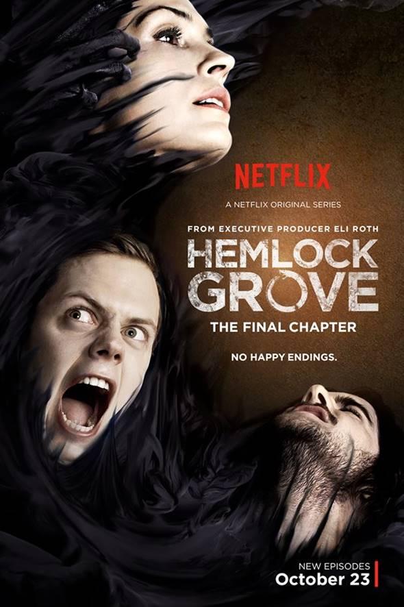 Série Hemlock Grove – Todas as Temporadas