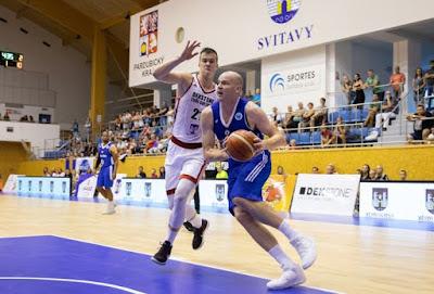 FIBA Europe Cup Istanbul BBSK - Dekstone Turi Svitavy