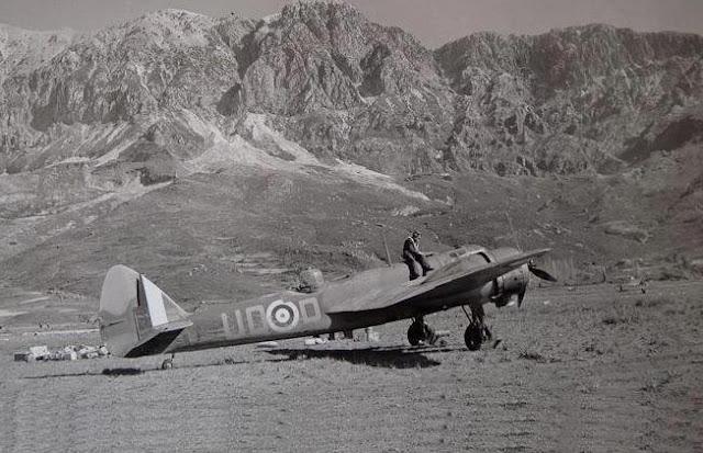 Ντοκουμέντο: Το αεροδρόμιο Παραμυθιάς και ο ρόλος του το 1940-1941 (+Ιστορικές φωτογραφίες)