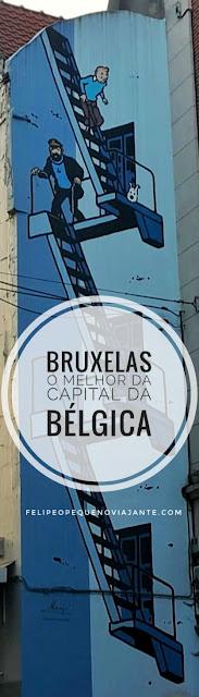 Dicas de viagem para Bruxelas, na Bélgica - viajando de motorhome pela Europa