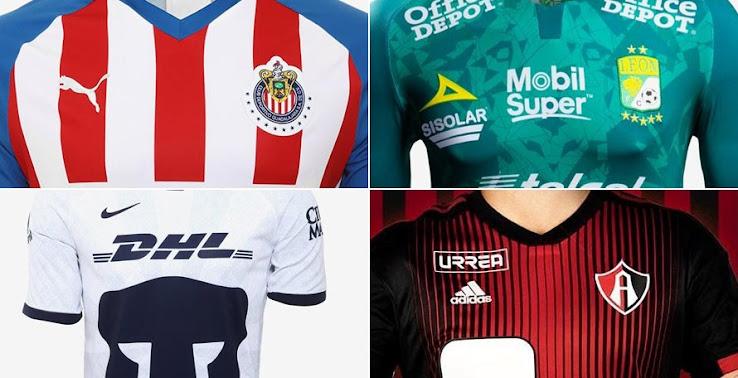 Liga MX Apertura 2019 Kit Overview - 19-20 Jerseys - Footy Headlines
