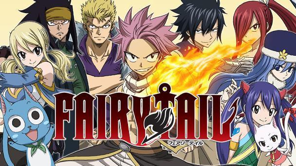 Fairy Tail - Anime Mirip Black Clover [Rekomendasi Terbaik]