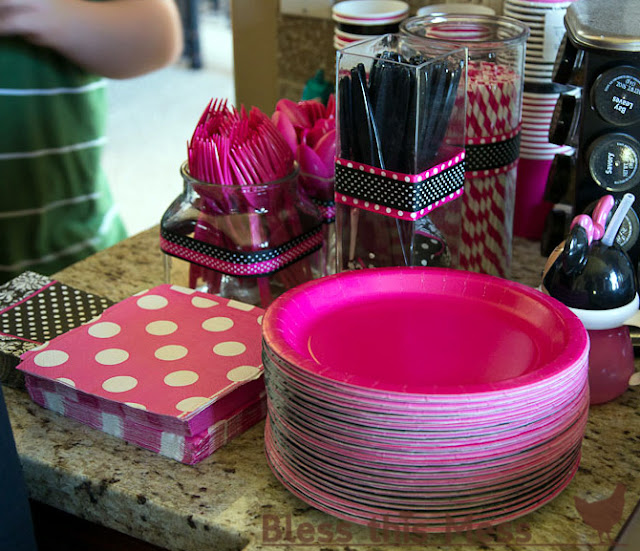 Minnie Mouse Birthday Party — Bless this Mess