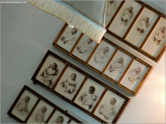 Casa de Nacimiento de Jonh F. Kennedy: Fotos Bebés en el Dormitorio Principal