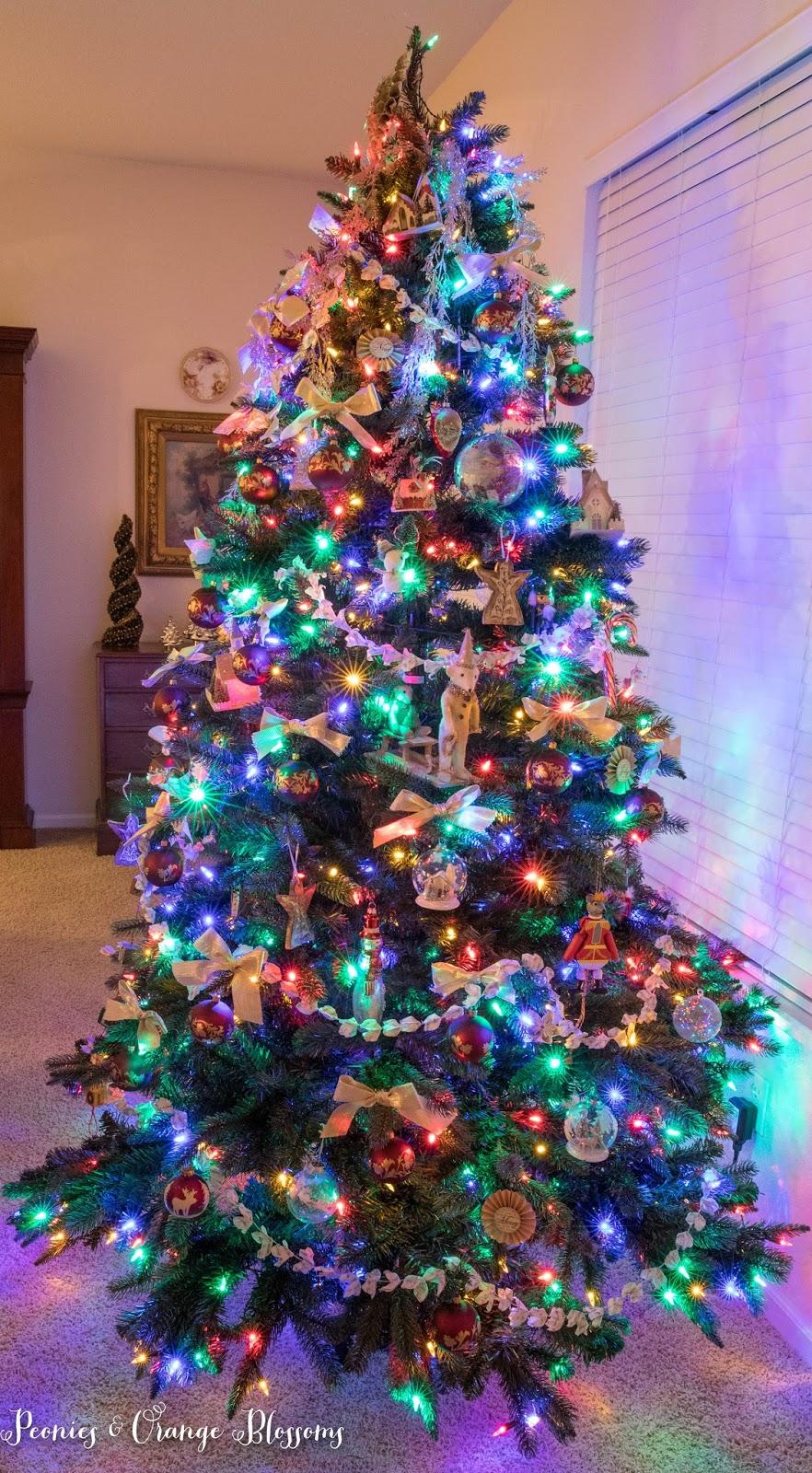 Christmas Lights Led Color Changing