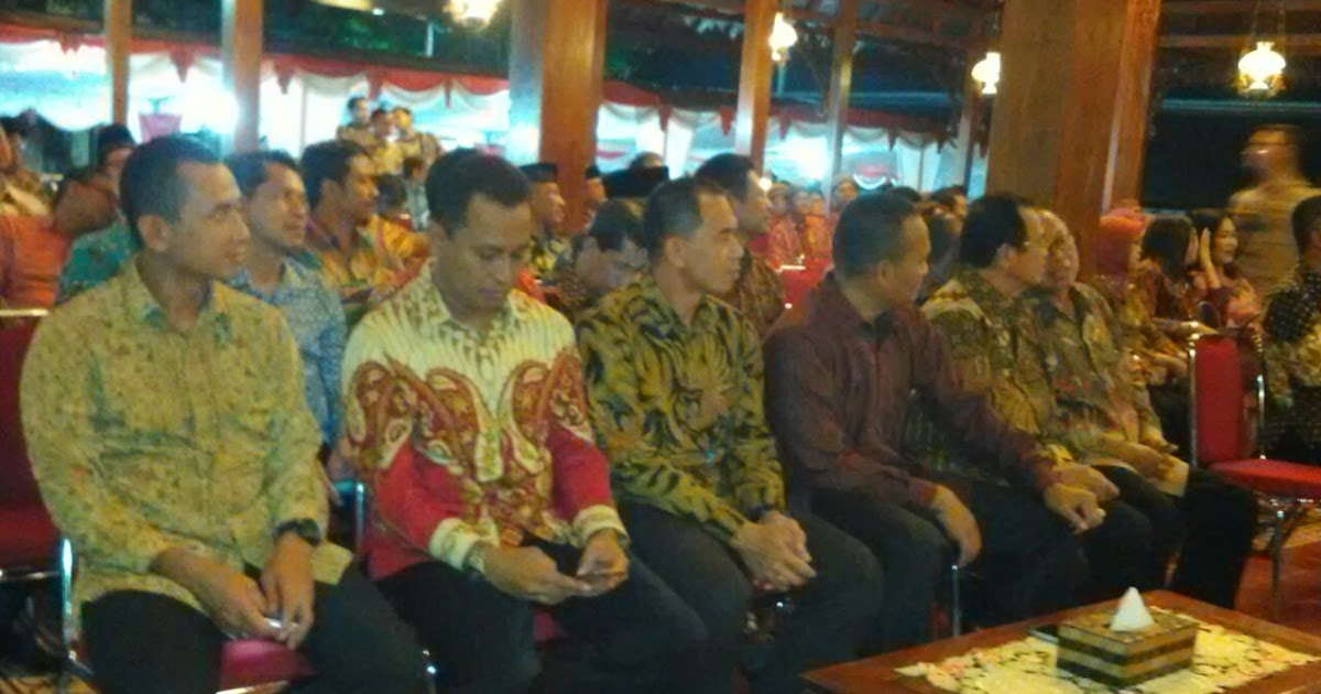 Kodim 0735 /Surakarta: Resepsi Hari Jadi Kota Surakarta ke 272