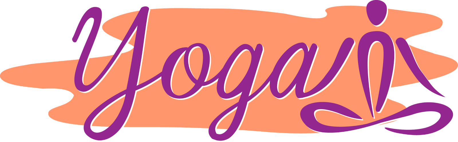 Yoga fitness class logo by Sarah Pecorino for The Zoo Health Club NH