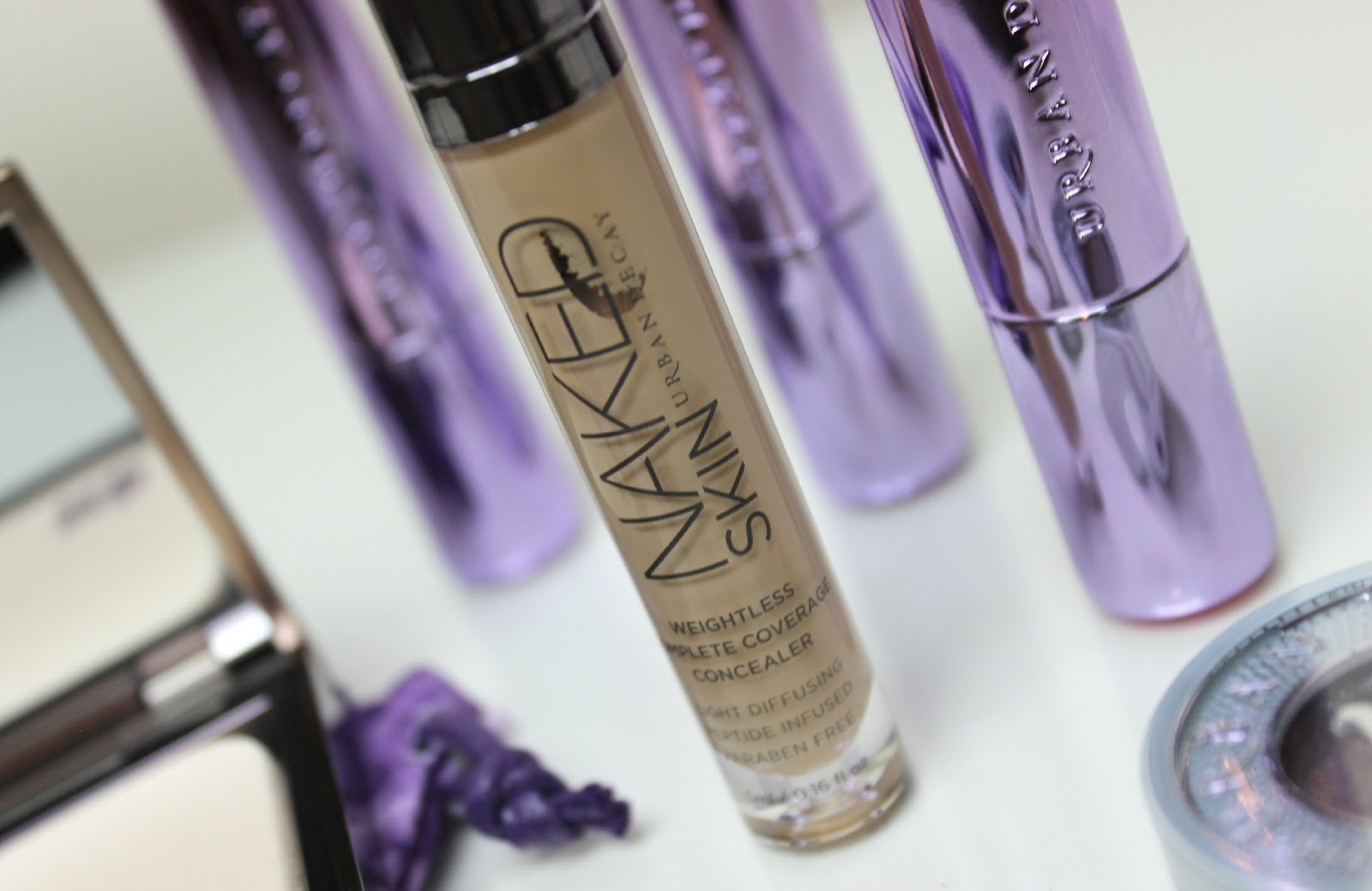A picture of the Naked Skin Weightless Complete Coverage Concealer