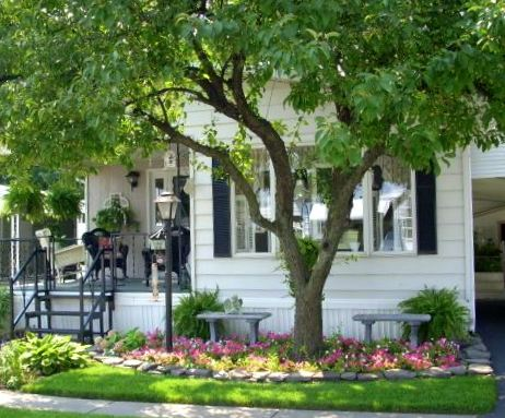 Landscaping Your Modular Or Mobile Home
