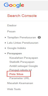 Akun Webmaster Tools Subandi