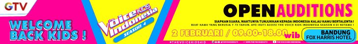 The Voice Kids Indonesia 2020