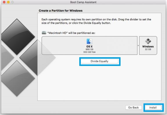 How to Dual-Boot Windows 10 and OS X on a Mac