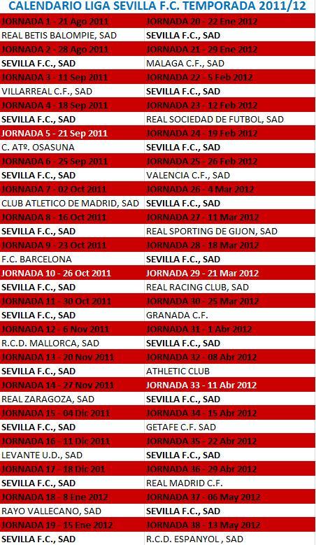 Calendario Sevilla.P C S Tres Carabelas Palos De La Frontera Calendario Sevilla
