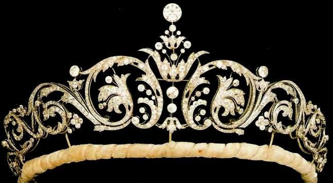Duchess of York wedding tiara