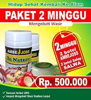 Obat Wasir Herbal untuk Ambeien Parah