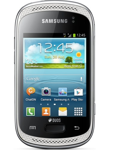 Specifications of Samsung Galaxy Duos 6012 musicaa
