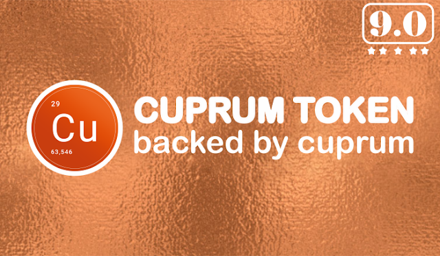 Cuprum Token (CUPRUM) ICO Review, Rating, Token Price