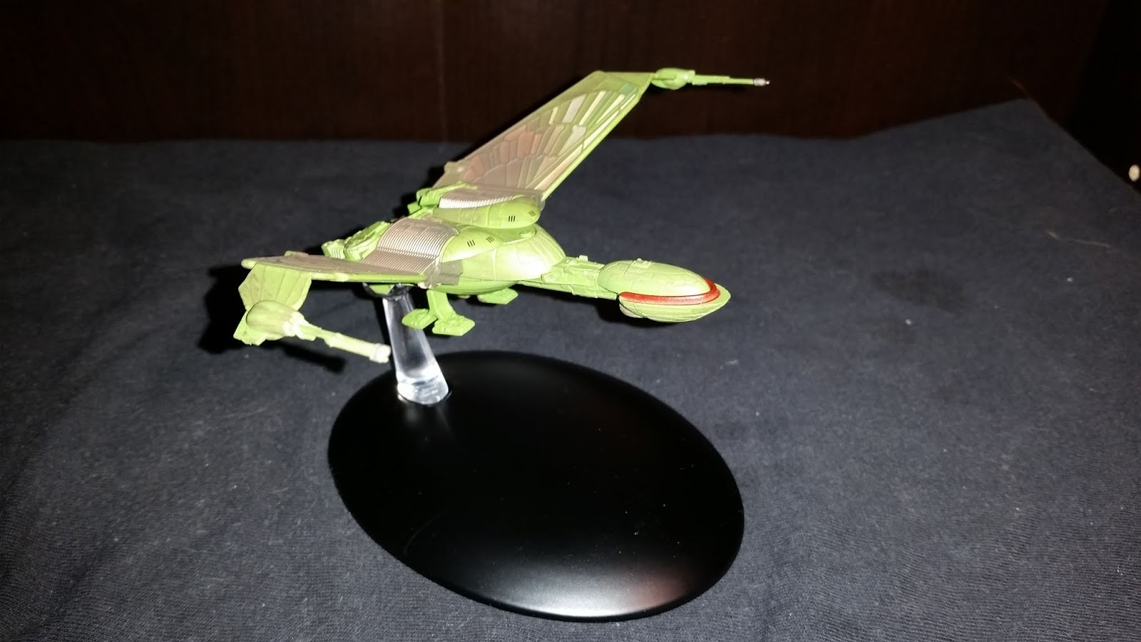 Deep Space Pat: EMvTW Extra 09: Klingon Bird of Prey (23rd ...
