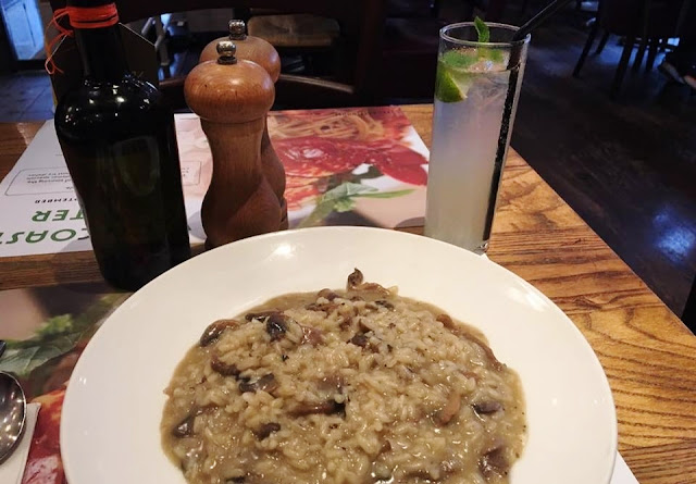 spaghetti house oxford street restaurant food review