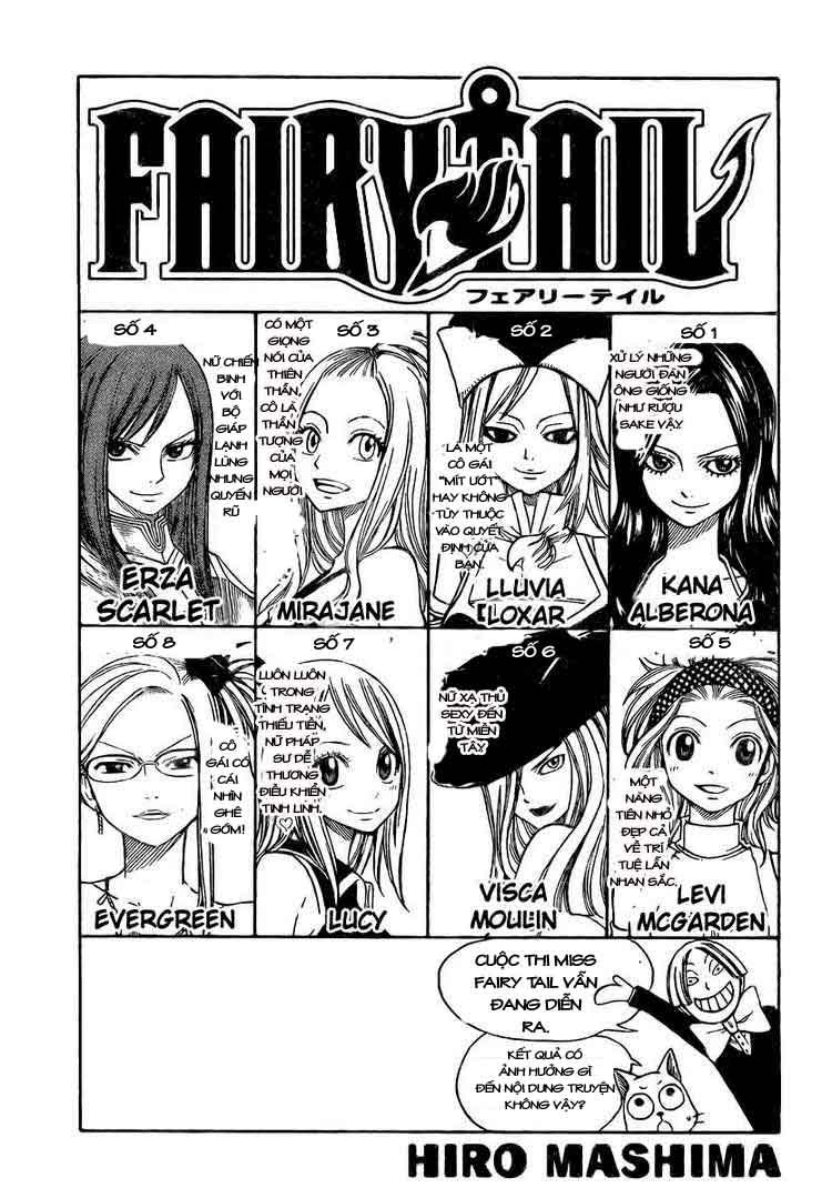 Fairy Tail chap 109 trang 1