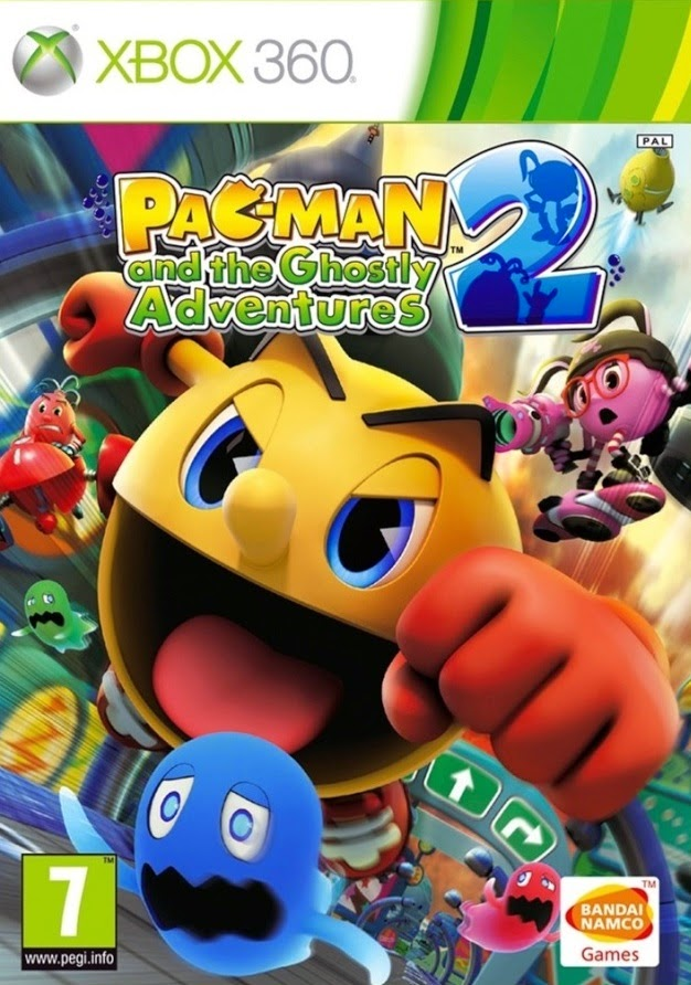 Pac-Man And The Ghostly Adventures 2 XBOX 360 Descargar