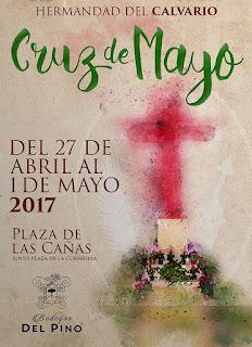 CÓRDOBA - HERMANDAD DEL CALVARIO - Cruces de Mayo 2017