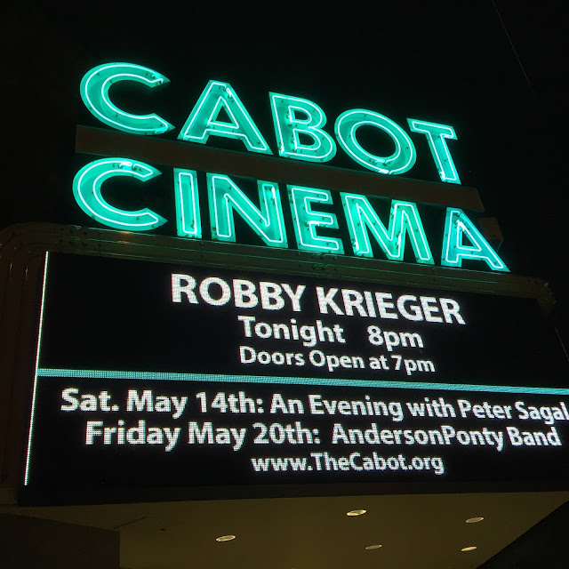 Robby Krieger, Doors guitarist live performance
