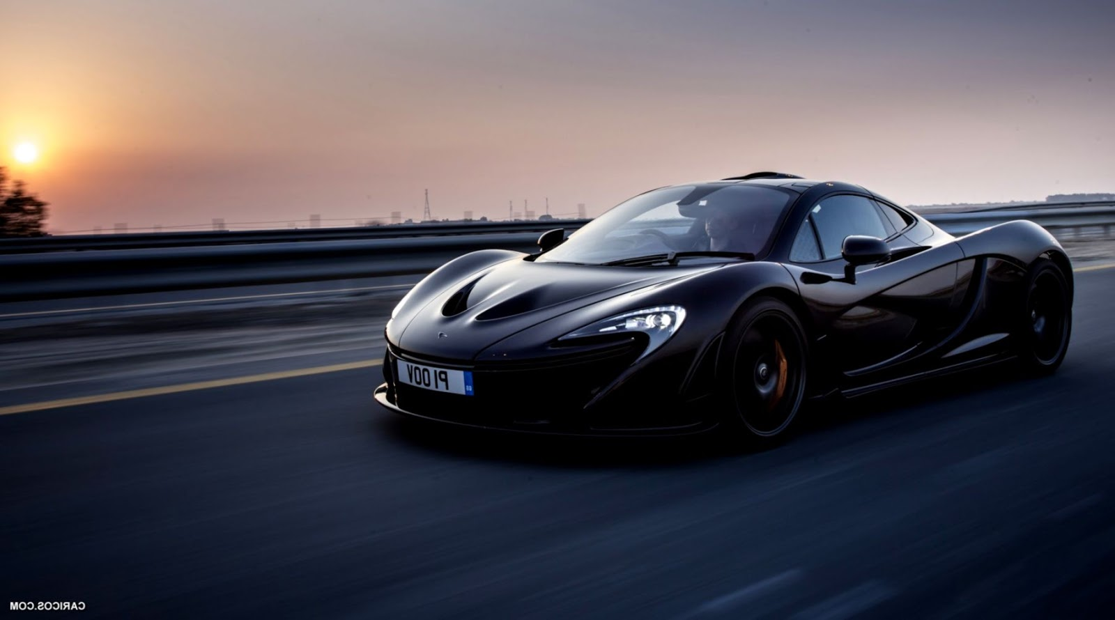 Mclaren P1 Supercar Hd Wallpaper Favourite Wallpapers