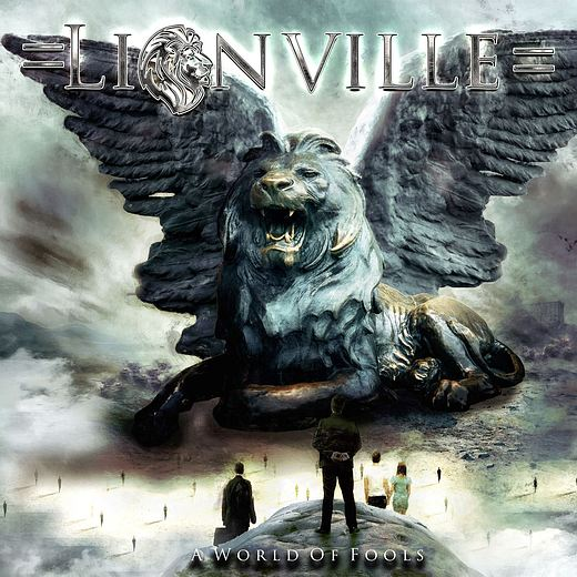 LIONVILLE - A World Of Fools (2017) full