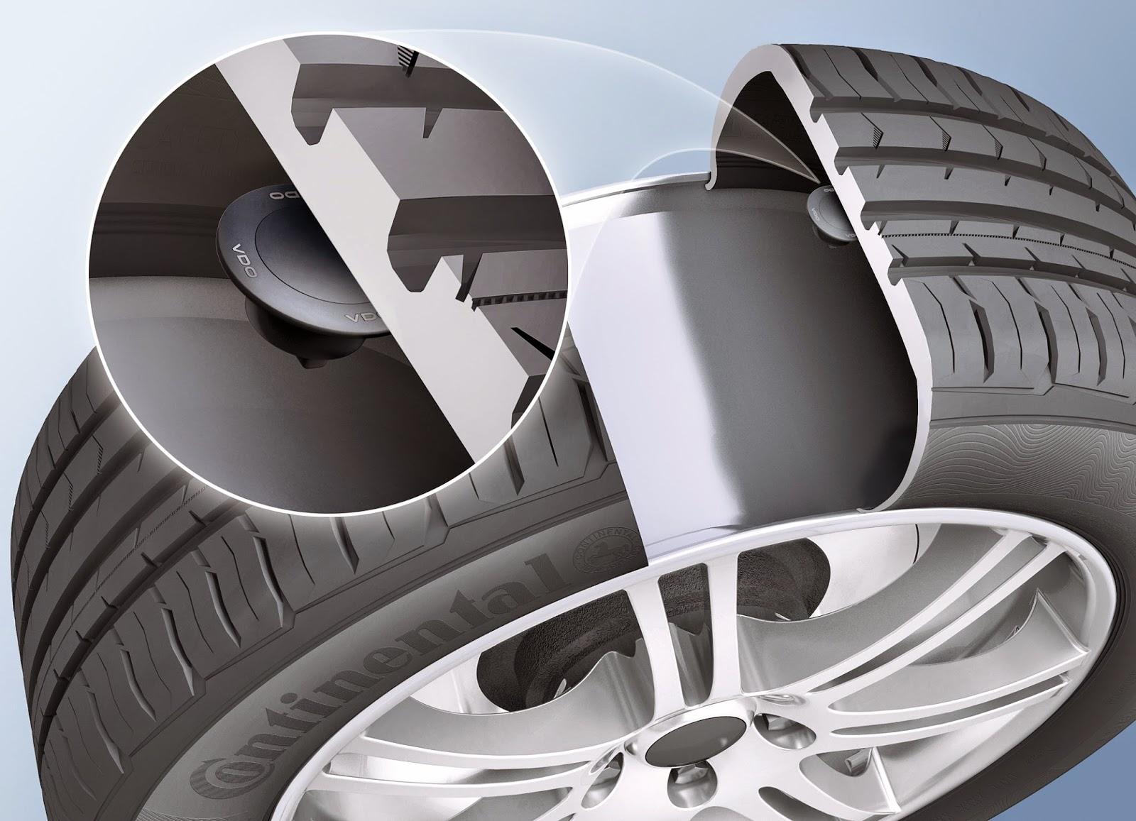 voiture du futur mesure de la pression des pneus les prochains capteurs liront la profondeur. Black Bedroom Furniture Sets. Home Design Ideas