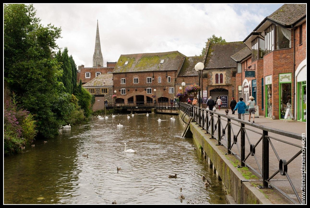 13 días por el sur de Inglaterra. Día 5: Salisbury