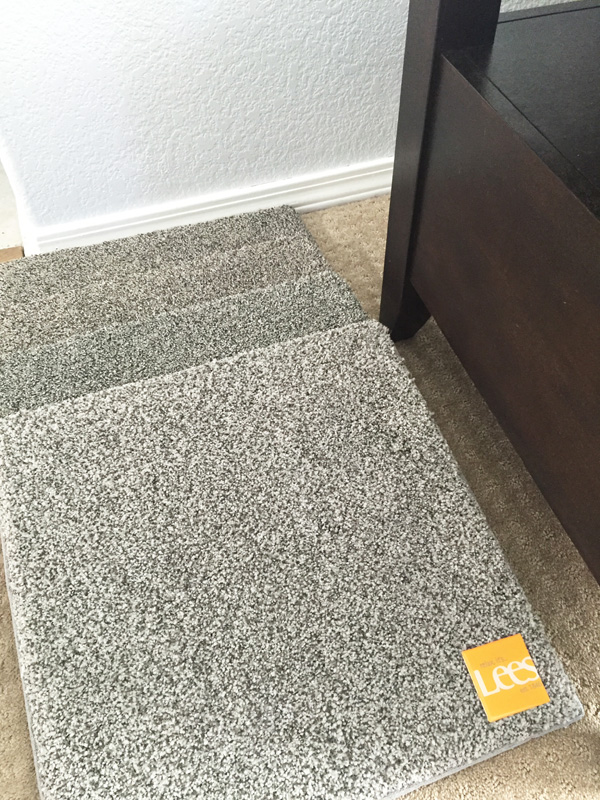 Choosing Gray Carpet