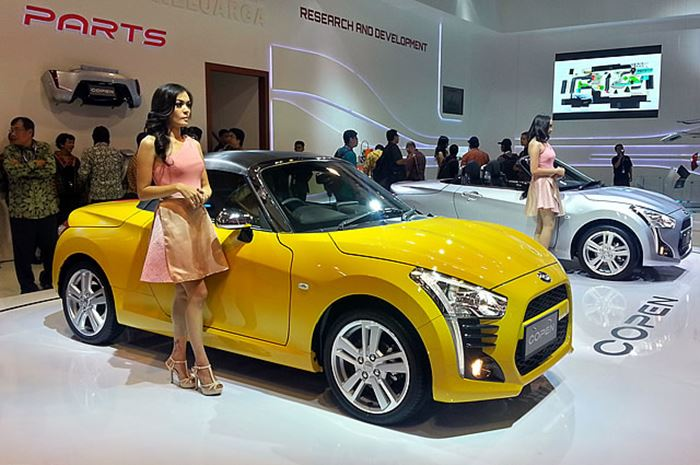 Dealer Mobil Baru Apa Kabar Daihatsu Copen Di Indonesia