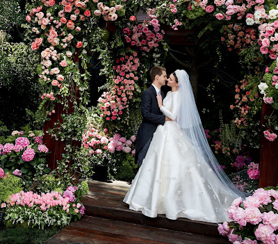 Inside Miranda Kerr's Wedding To Snapchat CEO Evan Spiegel