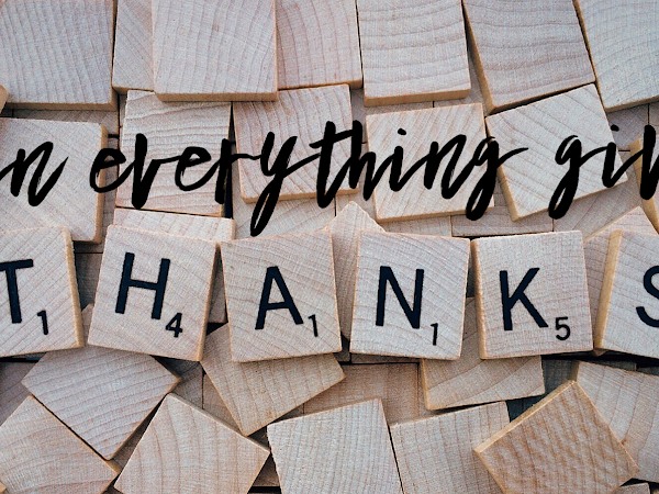 5. List What You Are Grateful For | 52 Lists