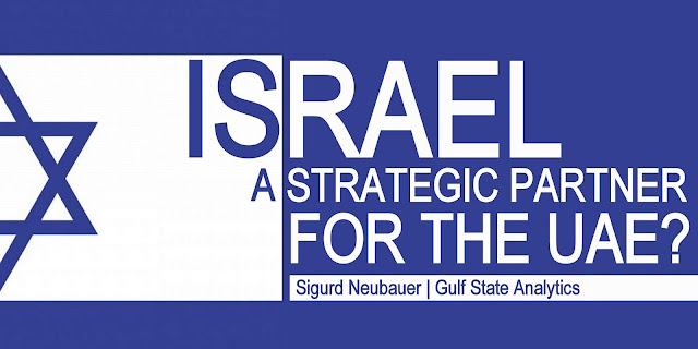 Israel: A Strategic Partner for the UAE?