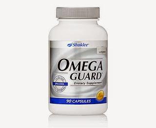 Omega3 membantu mengurangkan keradangan