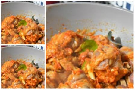 Resep Jeroan Ayam Bumbu Rujak Sensasi Original