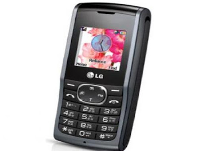 Tech News India: New LG RD 3640 basic feature mobile coming soon