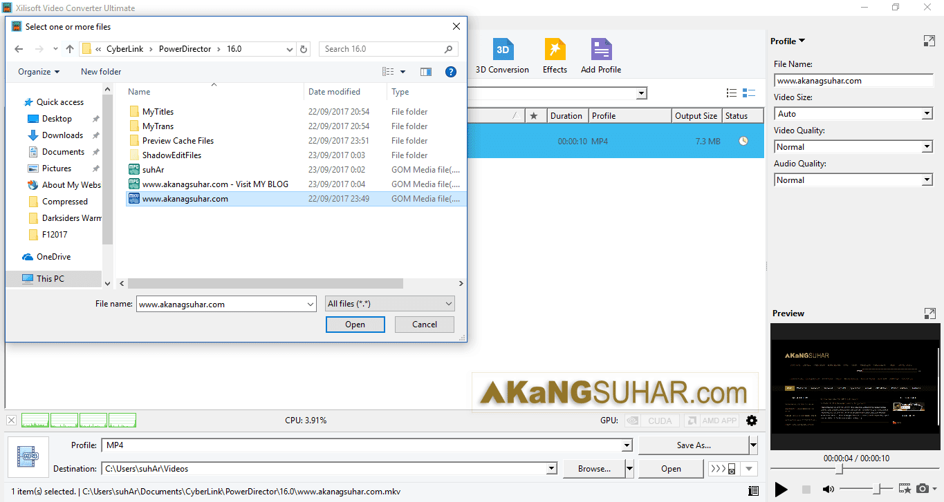 xilisoft video converter  full version with serial key