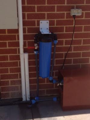 rain water harvesting pumps Adelaide